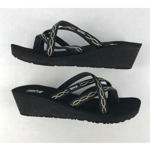 9ab529b0e5dd Teva Women s Mush Mandalyn Wedge Ola 2 Sandals. M 5bfc48183c984452ab2866e6